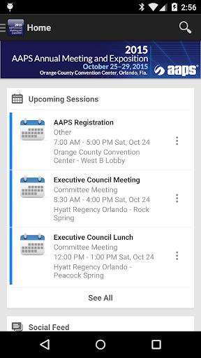 免費下載商業APP|AAPS AM 2015 app開箱文|APP開箱王