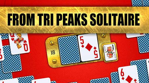 Towers Battle: Tripeaks or Pyramid Solitaire  screenshots 1
