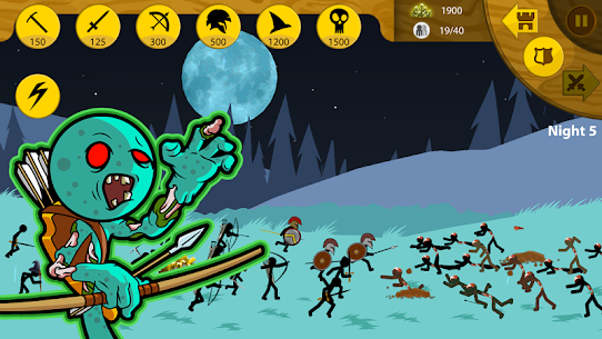 Stick War: Legacy MOD 1.7.04 (Unlimited Money/Gems) Apk 3