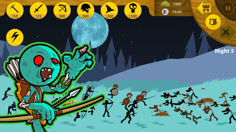 Stick War: Legacy Screenshot 1