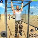 US Army Training Shooting Camp icon