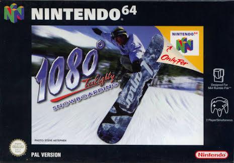 1080° Snowboarding