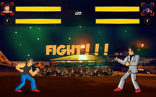 Film Fight - náhled