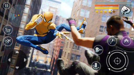 Super Spider Rope Hero - Strange Gangstar Vegas 1.0.2 screenshots 4