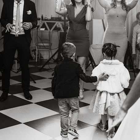 Wedding photographer Polina Romanova (PandN). Photo of 05.01.2018