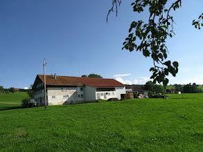 """Photo: ..unser Qurtier im Bauernhof """"Walser"""" in Vorderschweinshöf bei Oberreute..."""