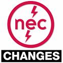 NEC Changes icon