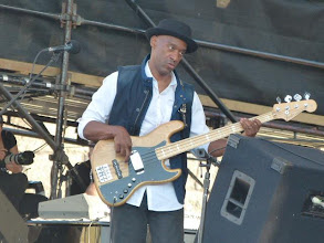 Photo: Marcus Miller (photo by Claire Laster)