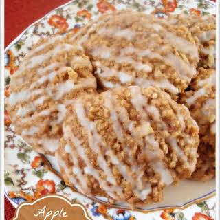 Apple Oatmeal Cookies.