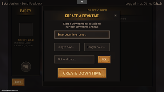 Downtime Manager 1.6.0