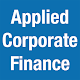 Journal of Applied Corporate Finance (app)