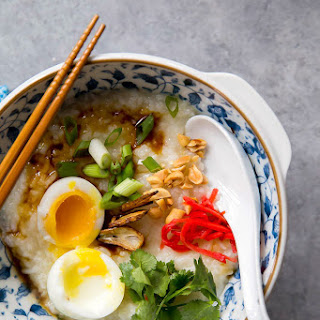 Congee (chinese Rice Porridge).