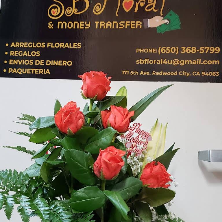 Sb Floral Regalos Envíos De Dinero Flower Delivery In
