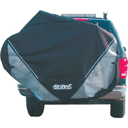 Skinz Rear Transport Cover Fits 2-4 Bikes (Large Black)