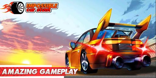Impossible Car Stunts 3D - Car Stunt Races 1.0.7 screenshots 1