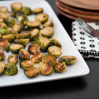 Miso-Butter Brussels Sprouts