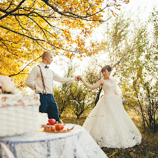 Wedding photographer Albina Yakubova (albinayakubova). Photo of 23.10.2016