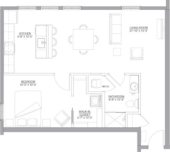 Go to The Paige Floorplan page.