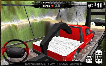Offroad Tow Truck 3D 1.2 screenshot 1640347