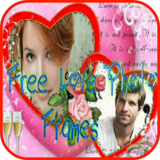 Free Love Photo Frames