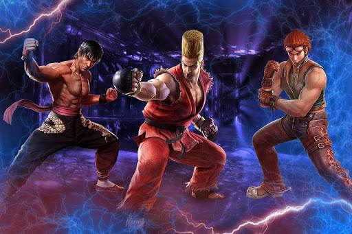 Immortal Gods Superhero Fighting vs Gangster Games 1.1 2