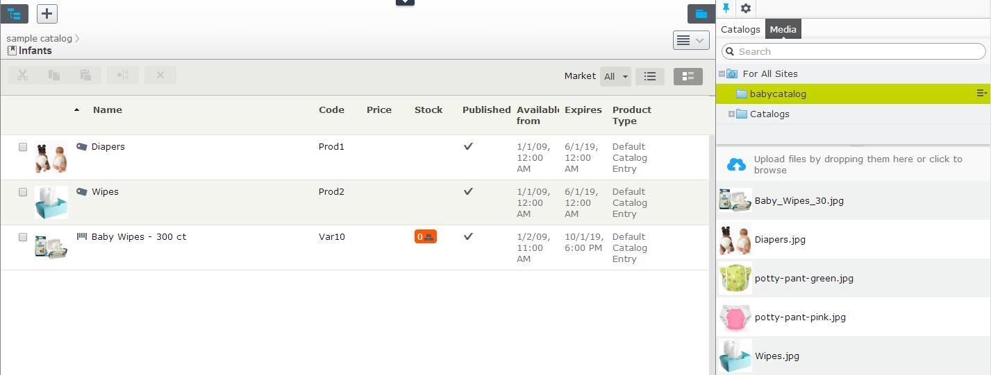 Asset importer result