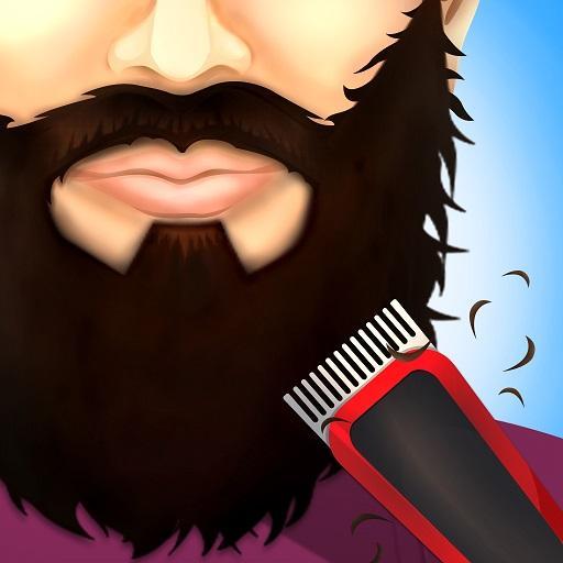 Beard Salon Crazy Shave Game (game)