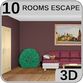 Escape Games-Puzzle Rooms 13