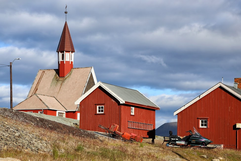 Longyearbyen, kościół