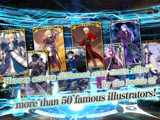 Fate/Grand Order (English) - screenshot