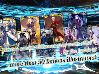 Fate/Grand Order (English) APK screenshot thumbnail 16