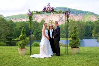 Photo: High Hampton - Cashiers, NC - 6-7-09 ~ http://www.WeddingWoman.net ~