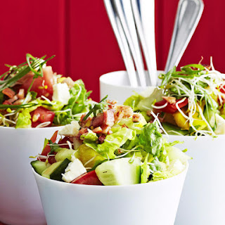 Chopped Bacon Salad