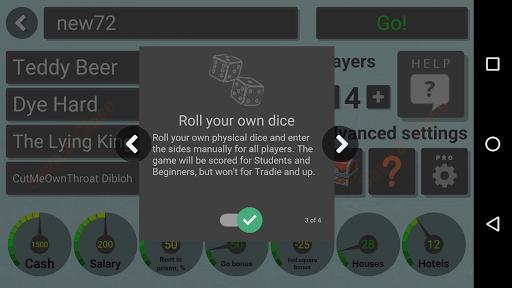 Quadropoly Pro screenshot 8