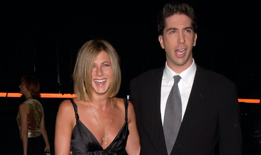 Jennifer Aniston And David Schwimmer 'Finally Go Public' With Their Relationship?