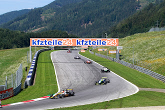Photo: Arjun Maini (IND) Van Amersfoort Racing Dallara F312 – Volkswagen, FIA F3 European Championship,  Round 8, Spielberg, 31.July - 02. August 2015