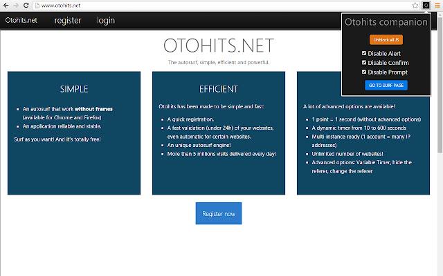 Otohits.net Companion