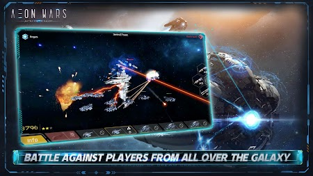 Aeon Wars: Galactic Conquest APK screenshot thumbnail 5