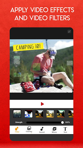 Vlog Editor- Video Editor for Youtube and Vlogging 1.04 screenshots 2