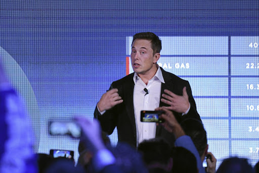 CASH BOOST NEEDY: Elon Musk has a higher tolerance for risk than most. Picture: BLOOMBERG