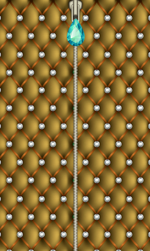 ダイヤモンドジップ画面のロックプロ