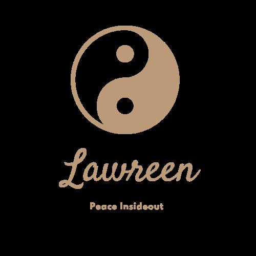 Logo Lawreen Masekla - Peace InsideOut