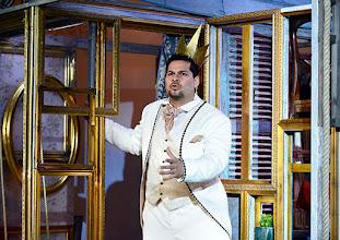 """Photo: LORTZINGS """"UNDINE"""" an der Wiener Staatsoper - Kinderfassung. Inszenierung: Alexander Medem. Premiere 18.4.2015. Carlos Osuna. Foto: Barbara Zeininger"""