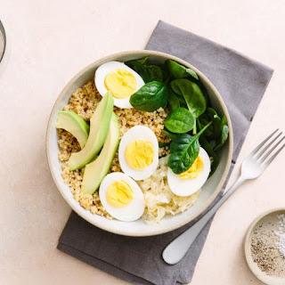 Quinoa-Avocado Bowl Recipe