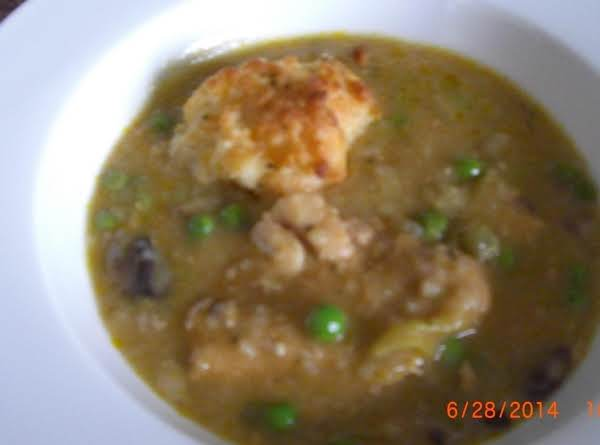 Bob W's Crock Pot Chicken And Rice.