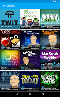 TWiT Ultimate- screenshot thumbnail