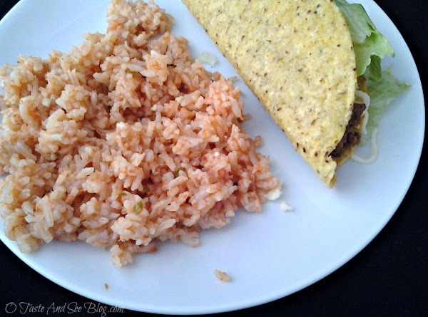 For complete list of ingredients and directions to this Authentic Mexican Rice, please visit...