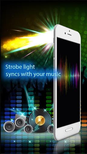 Night club strobe light flash 1.1.6 screenshots 4
