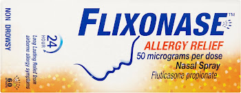 Flixonase Allergy Relief Nasal Spray - 60 Sprays