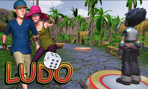 Ludo Jumanji 3D Game 2.4 screenshots 1